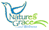 Nature's Grace and Wellness Mobile Logo
