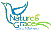 Nature's Grace and Wellness Retina Logo
